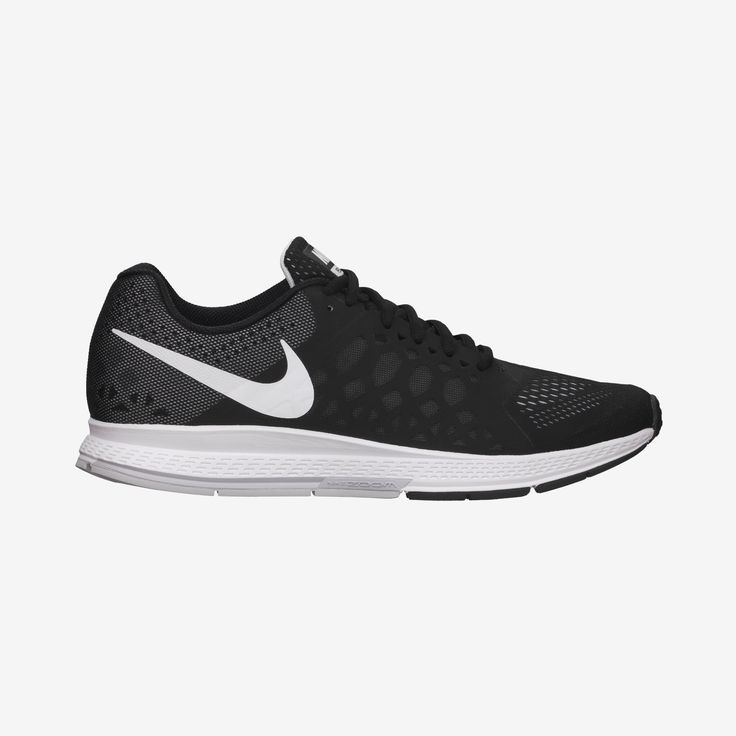 Nike Lunar Forever 2 Men Trainers Shoes Black/Volt-Metallic Silver /Nike Jordan [ N1010]