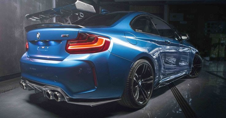 Hong Kong Tuner Makes Bmw S M2 Even More Impressive Bmw
