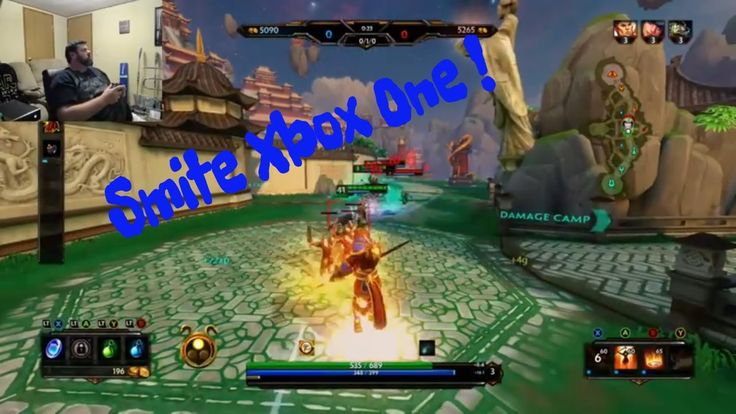 Smite Xbox One Gaming Video: Awesome Game Action Packed ✔️