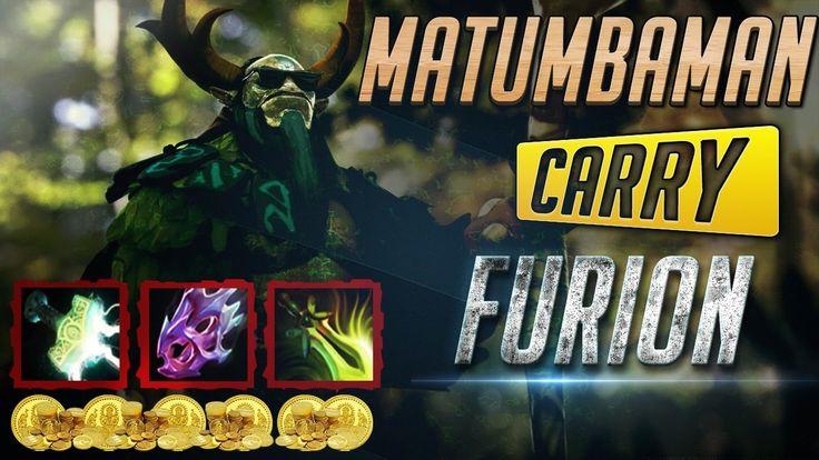 Matumbaman → Nature's Prophet ♦ Dota 2 Pro Gameplay | Team Liquid