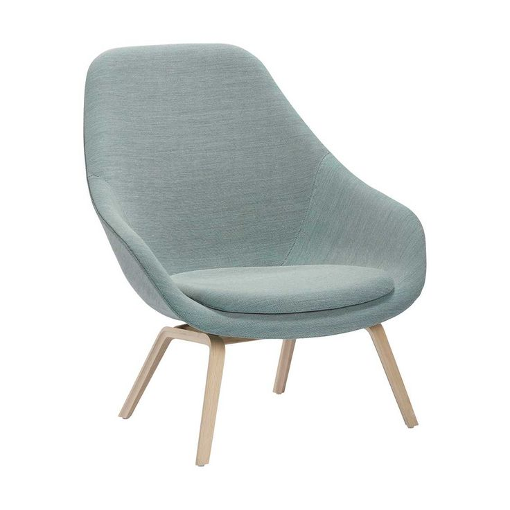 About a Lounge Chair High AAL93 Fauteuil