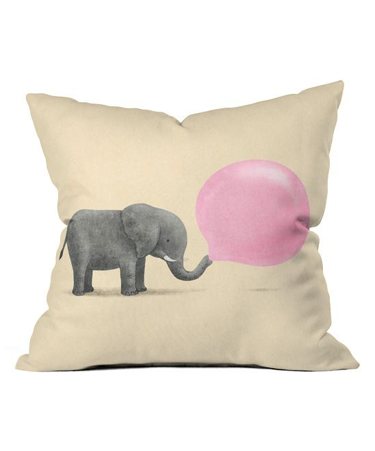 Cute Throw Pillows Pinterest : Jumbo Bubble Gum Throw Pillow // cute! Product Design Inspiration Things I Love ...