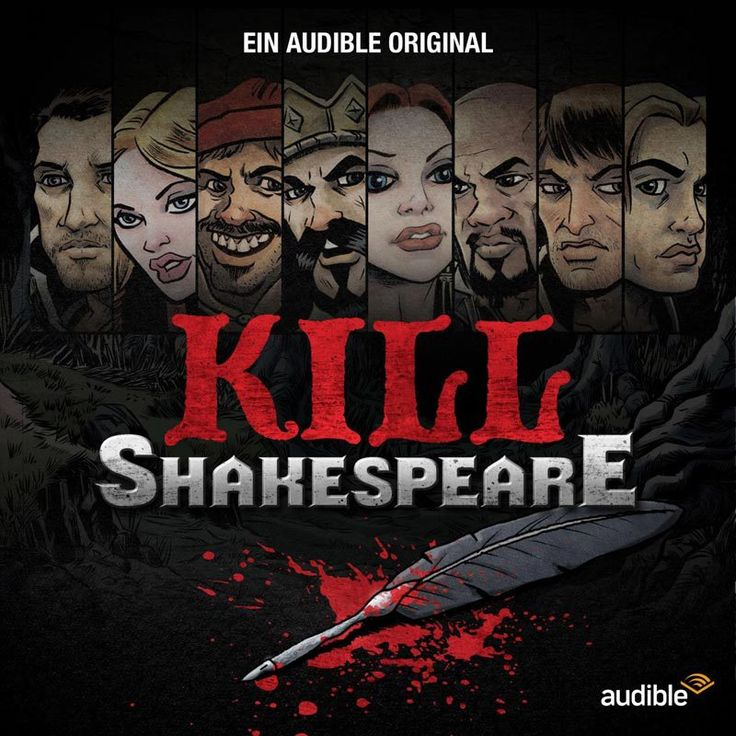 Kill Shakespeare – Das Hörspiel