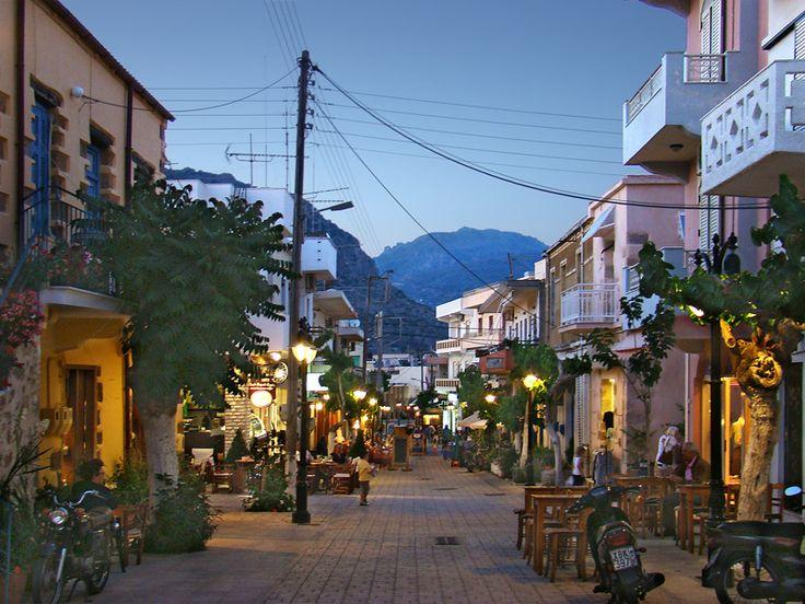 Crete Paleohora
