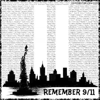 911 memorial quotes for facebook | Name Wall Remember picture for facebook