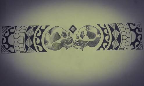 Resultado de imagen para bracelete maori