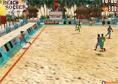 3d Plaj Futbolu Oyunu