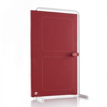 BE DOOR ROJO Puerta