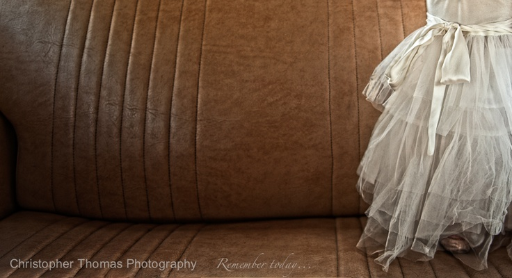Flowergirl dress, Brisbane Wedding Photographer Christopher Thomas Photography
