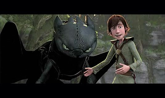 how to train your dragon movie photos   Unreality - How to Train Your Dragon Movie Review  