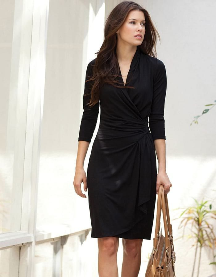 15 Best Black Funeral Dresses For Somber Occasions Top