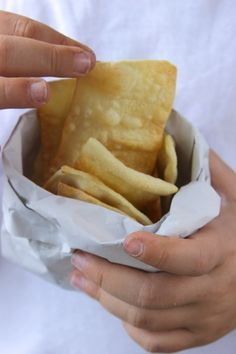 sfoglie di pane