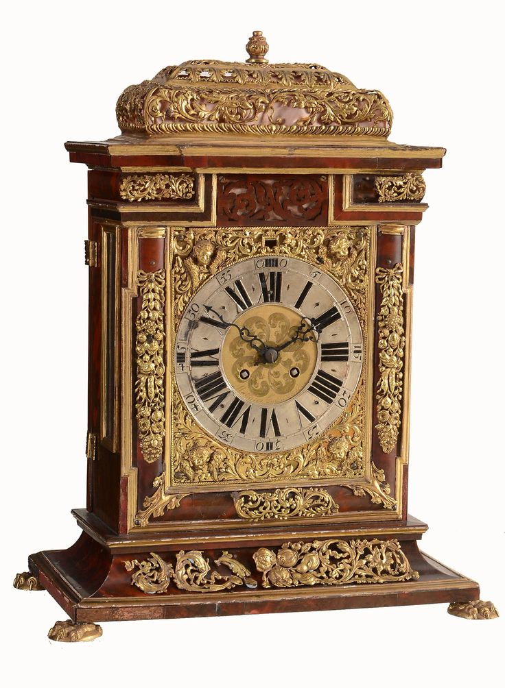 fresh idea whimsical clocks. lot 41  A Venetian gilt brass mounted tortoiseshell table clock case The and dial 2722 best Clocks images on Pinterest Antique clocks