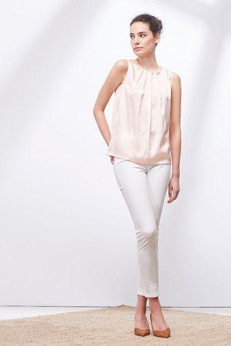 Cortefiel - Novidades de roupas da moda primavera-verão 2017