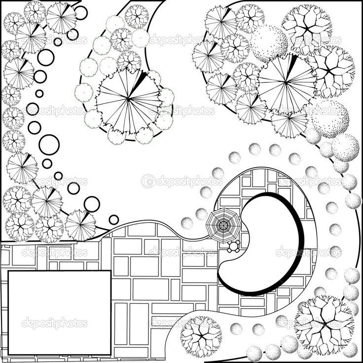landscape plan_ trees
