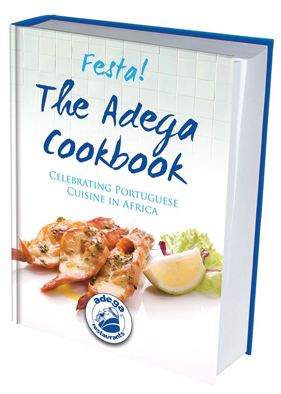 Adegas Cookbook so you too can cook these delicious flavours at home.  To view our menus or for info on our cookbook please click on our website. http://www.adegas.co.za/menu/