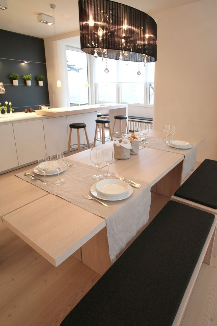 bulthaup Project NM - bulthaup kitchen - Bozen, Italy - 2010 #interiors #design #kitchens