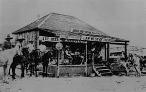 Old West: Judges Roy, Roy Beans, Texas, Jersey Lilly, Court, Old West, Wild West, Law West, Beer Signs