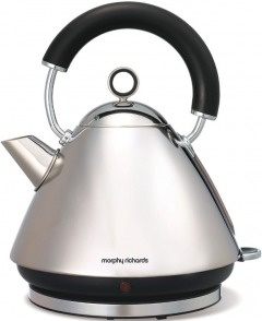 Morphy Richards 43825 Accents Polished Traditional Kettle
