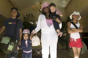 Meet Shar Jackson's Kids