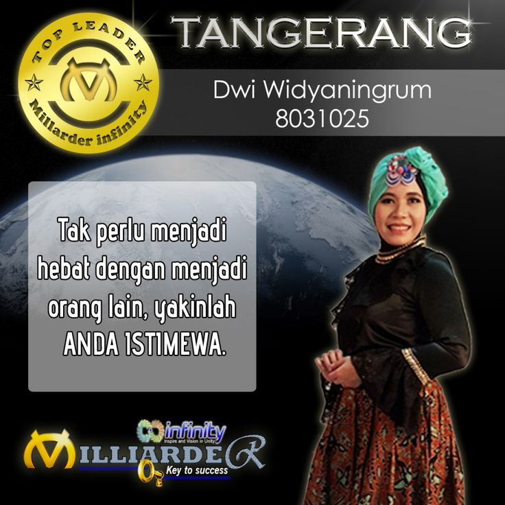 Widya Goen Top Leader Moment Tangerang