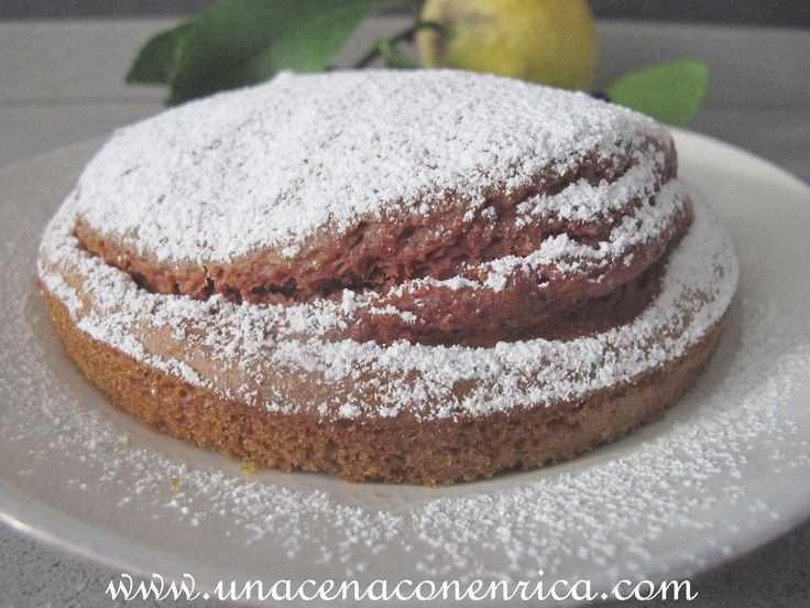"La torta ""Paradiso"" di Marco Bianchi"