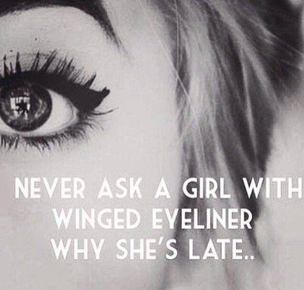 The Best Ways To Wear Black Eyeliner