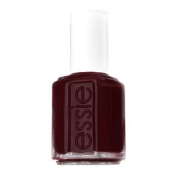 Długo nosiłam się z zakupem i mam. Uległam trendom, opiniom na blogach. Pierwszy z mojej kolekcji lakierów Essie jest w kolorze czerwonego wina.