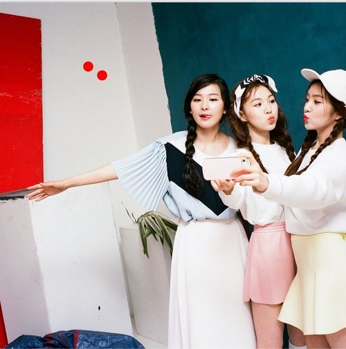 1000+ Images About Red Velvet On Pinterest