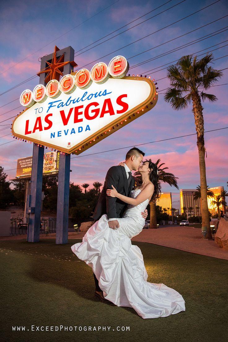 1000 images about las vegas strip wedding photos on for Las vegas strip wedding photography