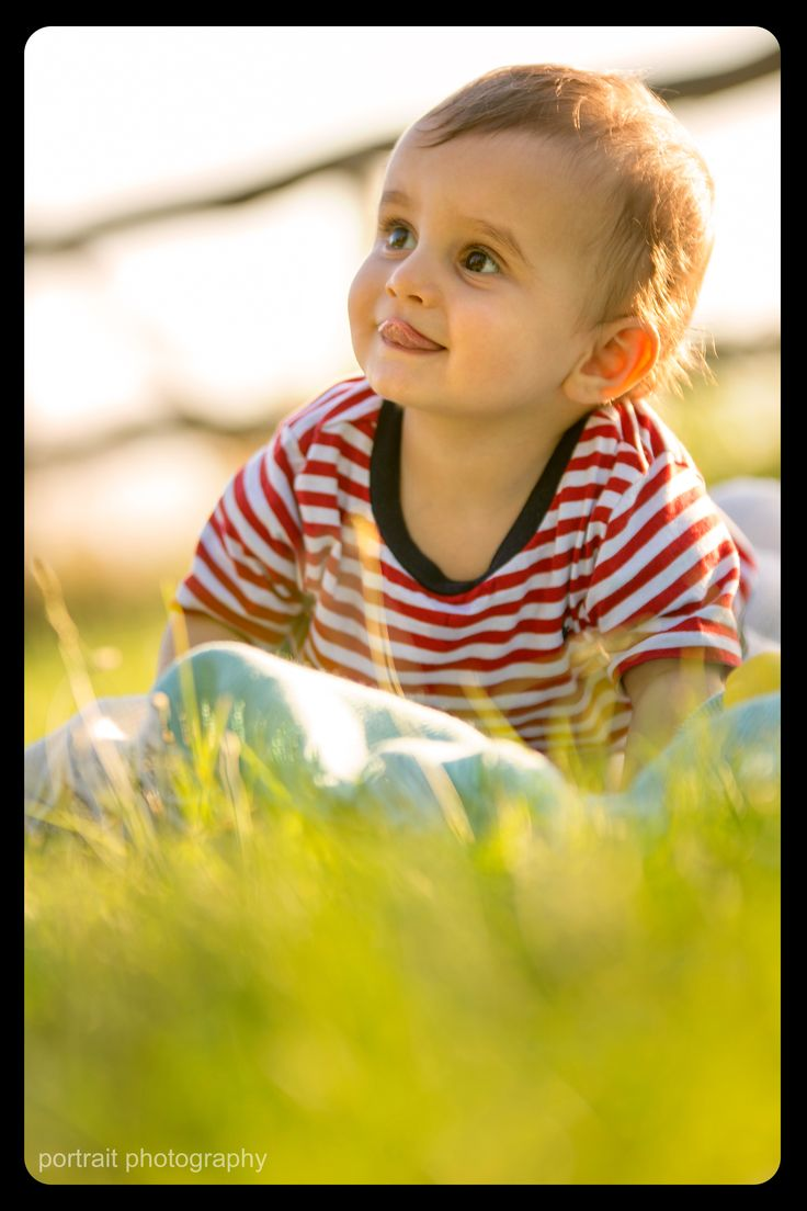 sunny day in the park #baby #sunnyday #babyphotoshooting