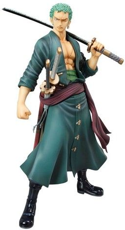 "One Piece - Roronoa Zoro - Excellent Model - Portrait Of Pirates ""Sailing Again"" - 1/8 - Timeskip ver. (MegaHouse) http://amzn.to/2injADD"