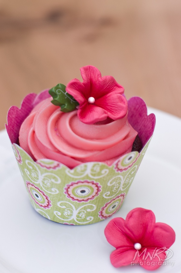 Pretty Cupcake Learn how to create your own amazing cakes ...