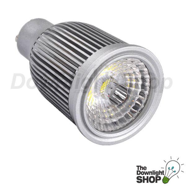 NEW #MONO #Lens 6W GU10 White #LED #Lamp - $36.99 SAVE: 16% OFF