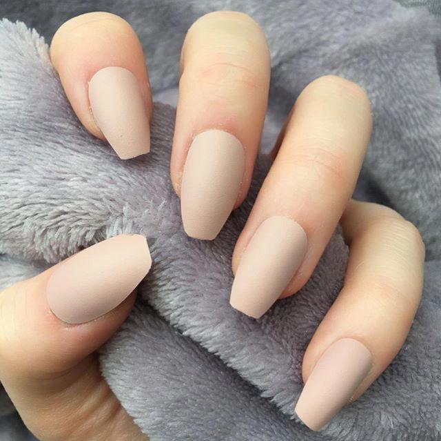 Acrylic Nail Shapes Mountain Peak Bestnailshapes Tan Nails Ombre Nail Designs Acrylic Nail Shapes
