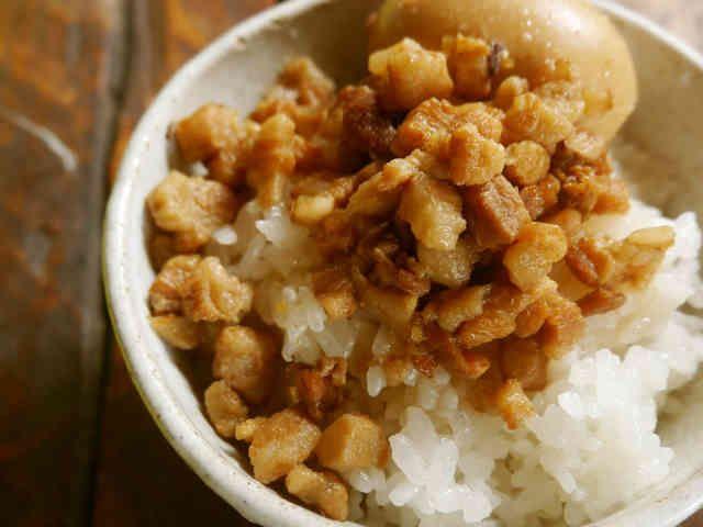 台湾の定番 魯肉飯 ルーローハン by yummykummy レシピ レシピ 料理 レシピ ルーローハン