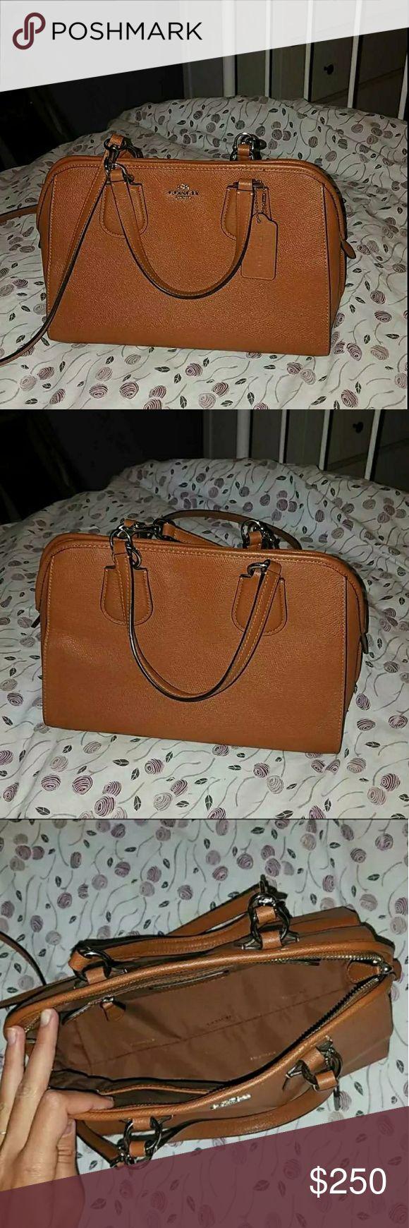 Nolita Coach Satchel Like New Nolita Coach Bag Coach Bags