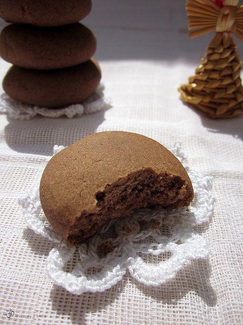 Kakaove pecivo (bezvajecne)
