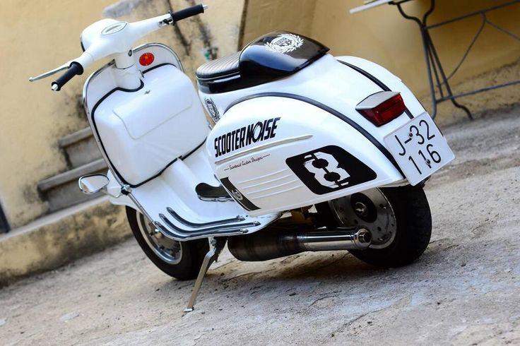 Vespa Sprint 150 año 1966 - De Scooter Noise