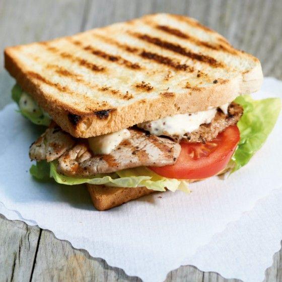 Rezepte: Klassische Sandwich Rezepte - [ESSEN & TRINKEN]