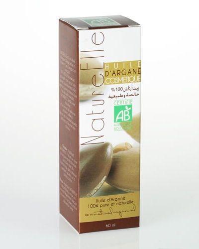 Olio Argan Spray ECOCERT puro 100% naturale dal Marocco - 60 ml