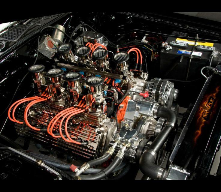 DODGE Challenger 426ci Hemi