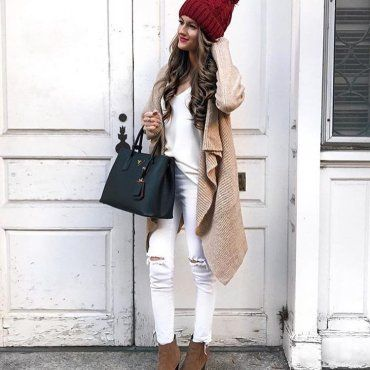 40 Cutest Winter Outfits