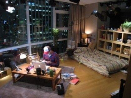 현실적인 오피스텔 인테리어_원룸인테리어,작은집 인테리어 : 네이버 블로그