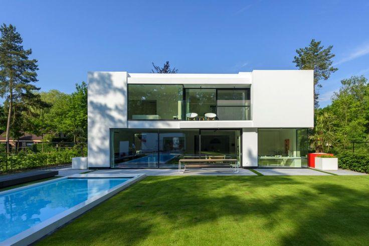 p8 architecten | Architecten Antwerpen