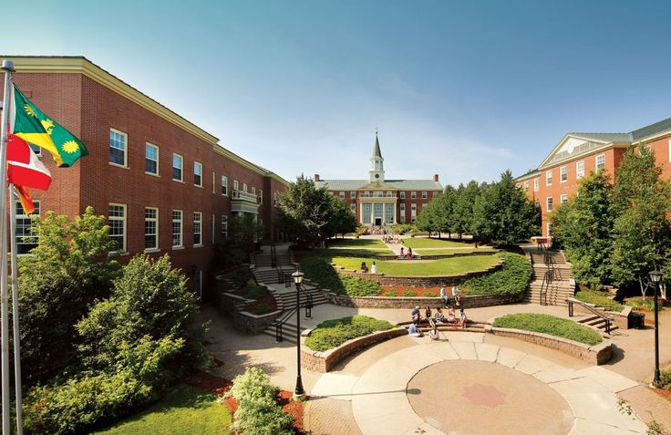 St. Thomas University, Fredericton, N.B. - Most Beautiful University Campuses In Canada