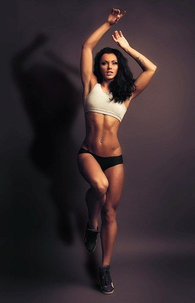 This is my goal. My dream body. Beautiful.