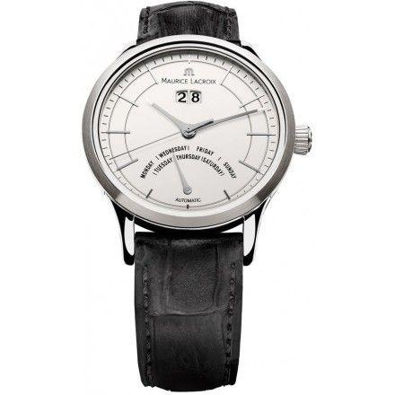 Una de nuestras recomendaciones para el Día del Padre es este fabuloso reloj Maurice Lacroix  https://www.alfonsojoyeros.es/es/relojes-maurice-lacroix/34076-reloj-maurice-lacroix-caballero-lc6358-ss001-13e-4975749192957.html ¡¡Es impresionante!!