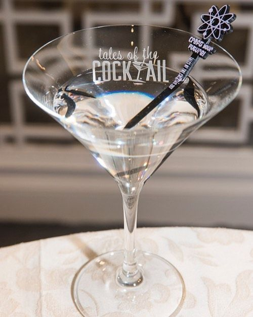 Congratulations to @spiritscurator of @mirabelledc for his winning cocktail Embrasse de la terre the official cocktail of #TOTC2017! This week he received  this custom Martini Trophy created by @royercorp the official sponsor of the competition and creator of our signature cocktail picks! Try the cocktail for yourself this week at @windsorcourt or @victorynola! - http://ift.tt/1HQJd81