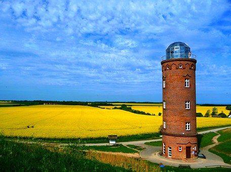 灯台, タワー, 黄色, 空, 日光, 歴史的建造物, 塔, 自然